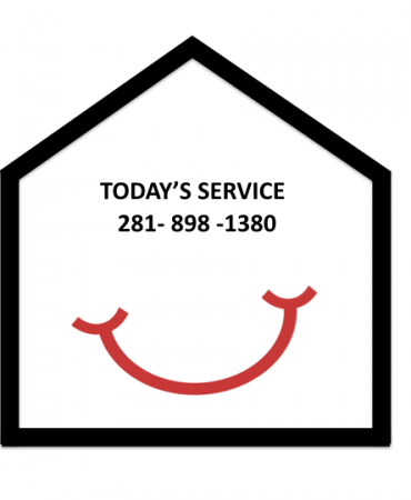 Todays Services, Cleaning Service, Housekeeping, Logo